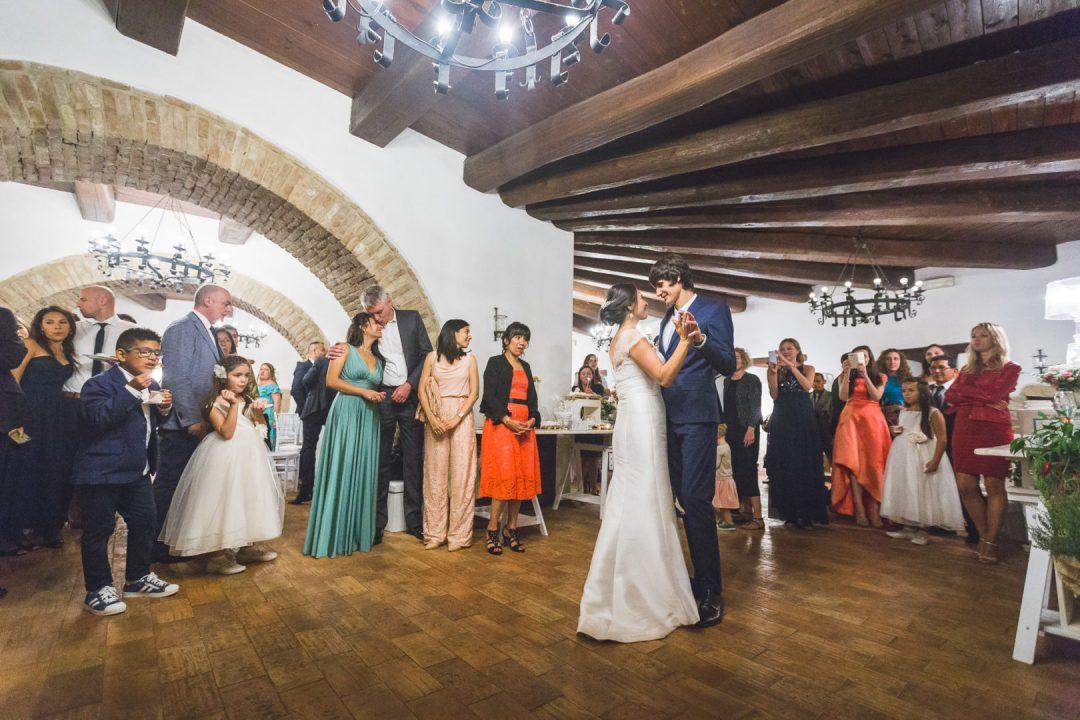 Castello di Rosciano - il ballo