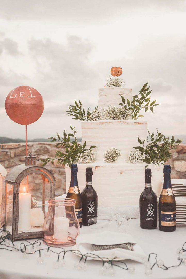 Forte Sorgnano - Ilaria e Lorenzo Foto matrimonio